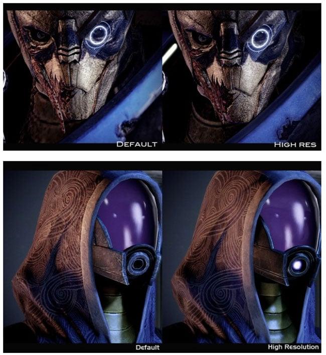 Mass Effect Texture Mod