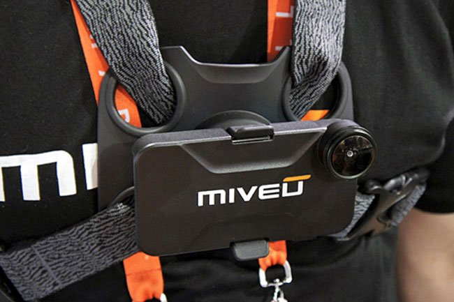 Miveu iPhone Case