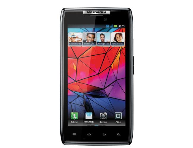 Motorola RAZR Developer Edition