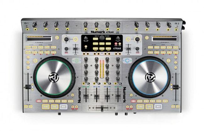 4Trak DJ Controller
