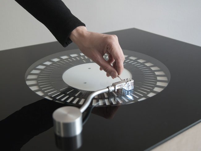 Optical Turntables