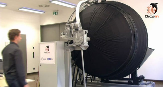 OrcaM Orbital Camera System
