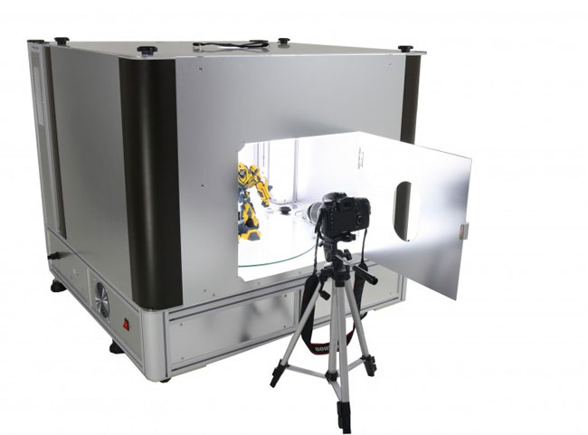 Ortery 3D Pure White Photography System