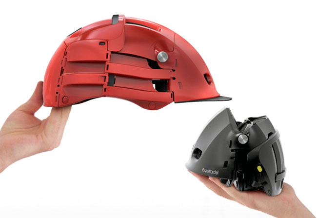 Overade Folding Bike Helmet