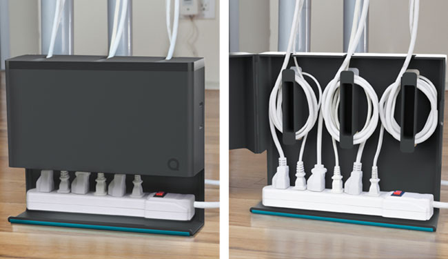 Plug Hub Cable Organiser Video