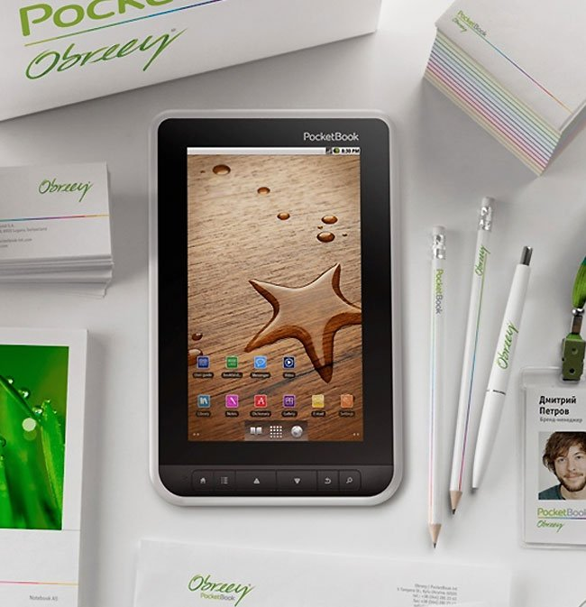 PocketBook A7 Tablet