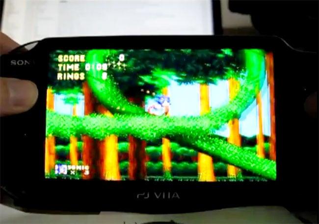 Ps Vita Sega Emulator