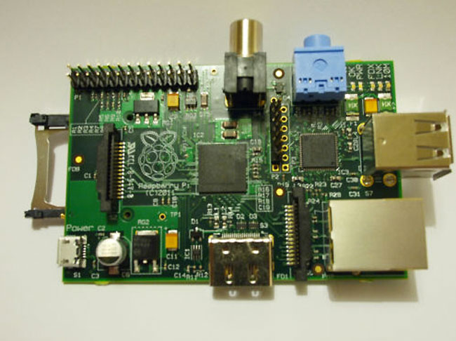 Raspberry Pi Beta