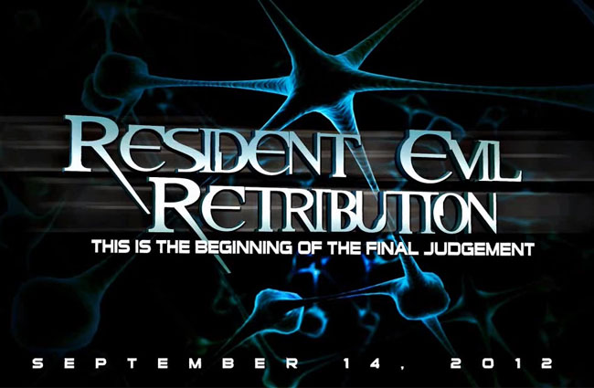 Resident Evil Retribution Movie
