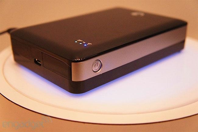 Seagate 4G Hotspot HDD