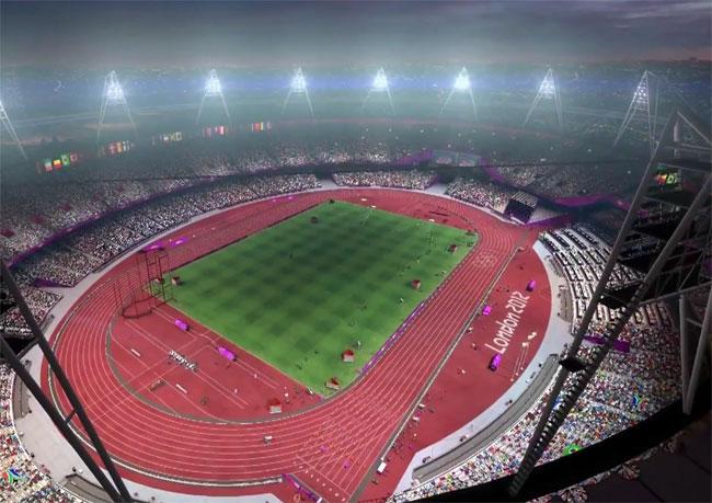 Sega Olympic Games
