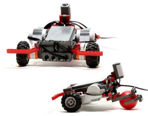 Skype Controlled Lego Mindstorms NXT Vehicle (video)