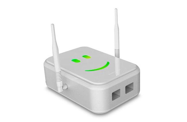 Smile Plug Computer