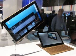 Sony Unveils New Vaio Tablet With Slide-out Keyboard