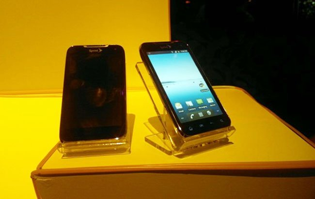 LG Viper 4G LTE Smartphone For Sprint Announced