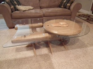 Starship Enterprise Coffee Table, Yours For $3,100