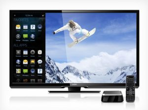 Vizio VAP430 Media Streamer With Google TV Announced