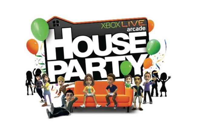Xbox Live Arcade House Party 2012