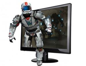 AOC 3D Monitor