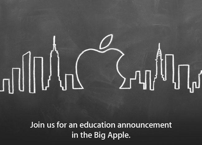 Apple Education Event