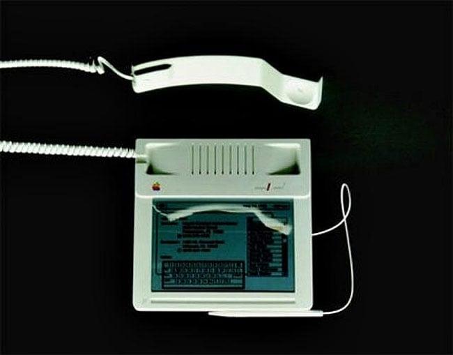 Apple Prototype phone