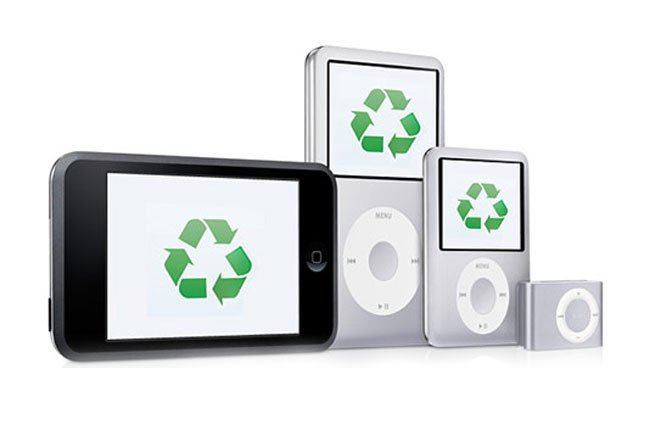 apple reuse and recycle programme