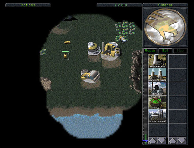 browser Command and Conquer