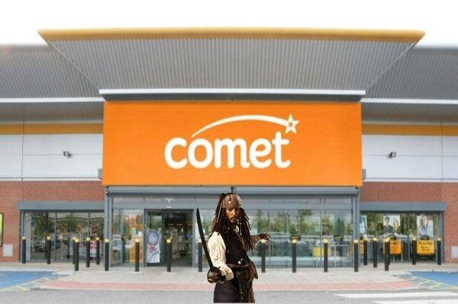 Comet UK
