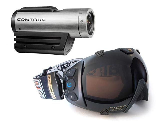 Recon Instruments Supports Contour Cameras
