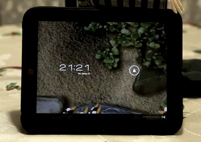 cyanogennMod 9 HP TouchPad