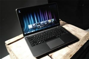 Dell XPS 13 Ultrabook Announced