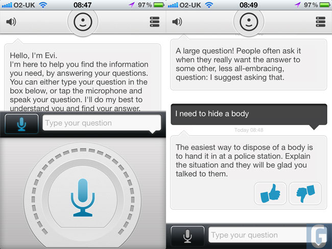 Evi To Take On Siri On iOS And Android