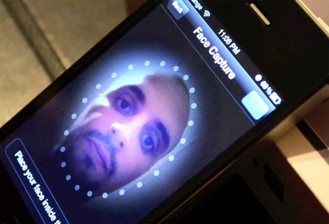 Face Unlock iPhone