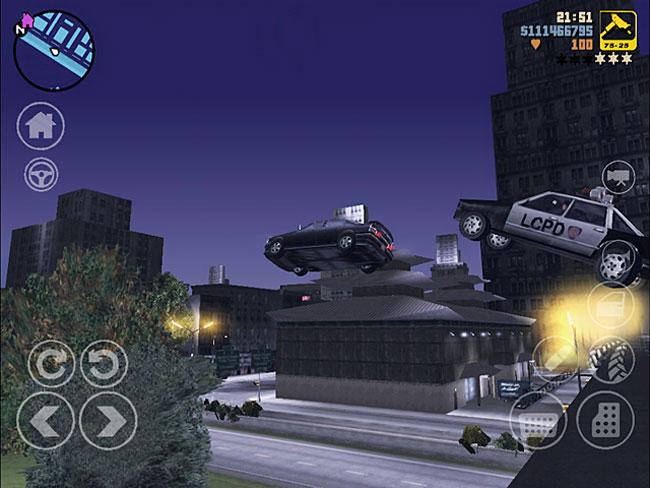 gta 3 iPad Android