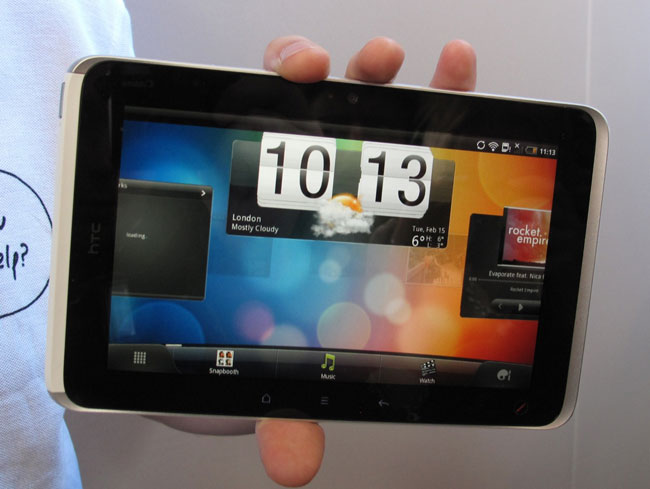 HTC Flyer To Get Android 4 0 ICS Update Before March?