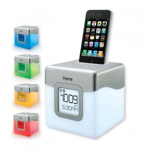 iHome iPad And iPhone,iPod Speaker Docks Unveiled