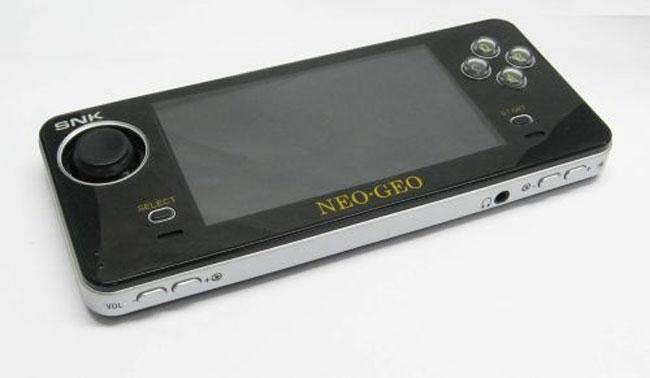 SNK Neo Geo Portable Console