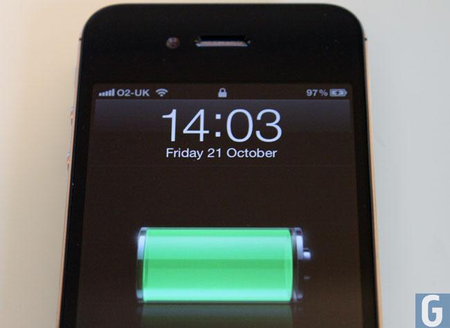 O2 iPhone 4S
