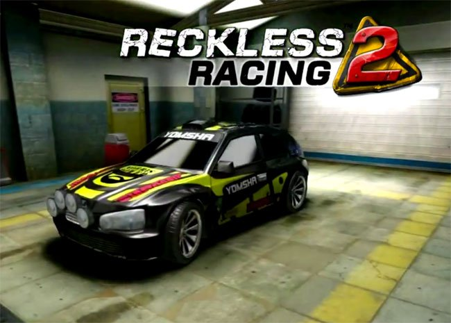 reckless racing iOS