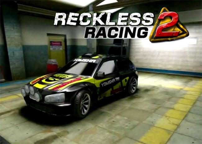 لعبه Reckless Racing 3 v1.1.8 مدفوعه ومهكره جاهزه (تحديث)