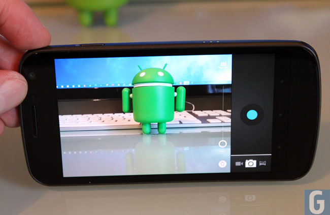 Samsuing Galaxy Nexus Camera