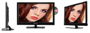 Scepter Launches New 24 series LED HDTV with DVD Players