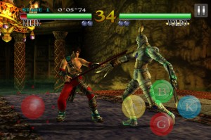 Soul Calibur Headed To iPhone And iPad January 19th