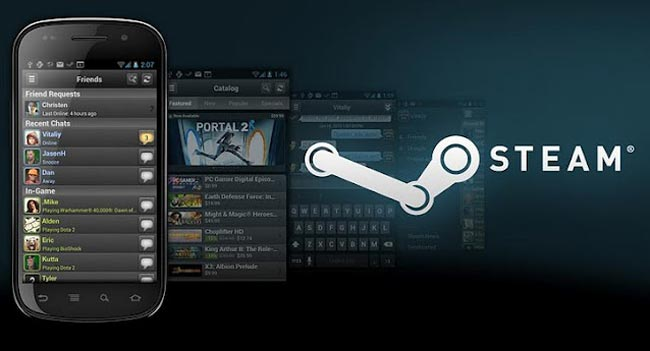 Steam Mobile
