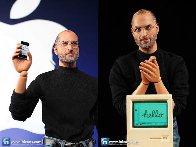 Steve Jobs Action Figure