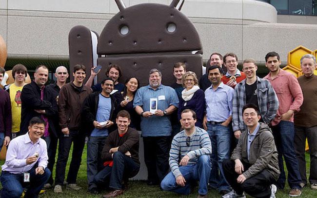 Steve Wozniak Android