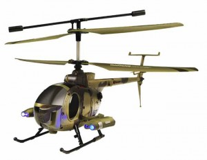 Swann Launches New RC Helcopters With Built In Cameras