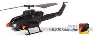 Griffin Helo TC Assault Shoots Missiles