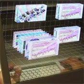 Microsoft Transparent Kinect 3D PC Concept (video)
