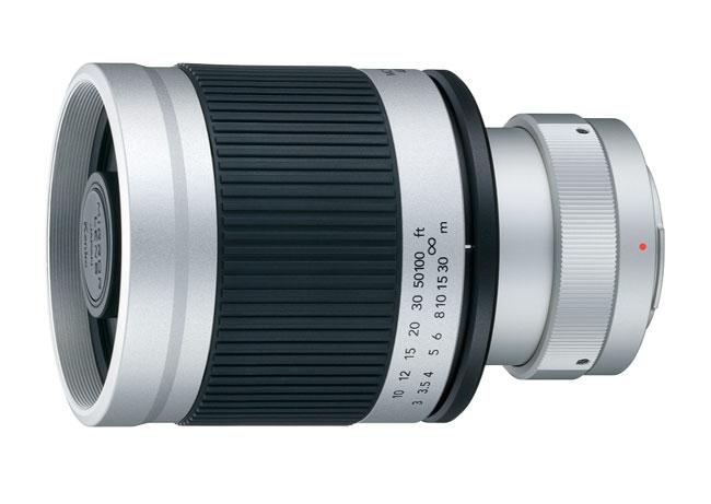 400mm f/8 Kenko Tokina Mirro Lens
